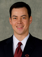 John Cheng, Assistant Men's Basketball Coach